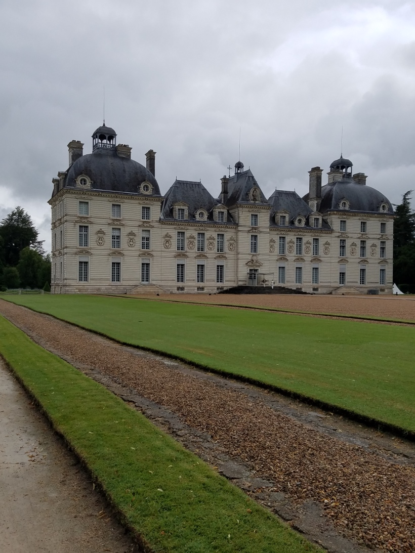While I was Wandering: Cheverny