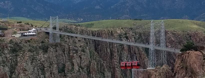 While I was Wandering: Royal Gorge Bridge