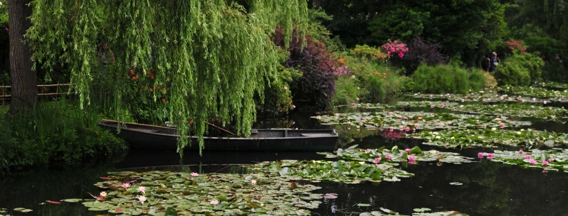 While I was Wandering: Claude Monet's Giverny