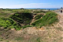 While I was Wandering: Pointe du Hoc