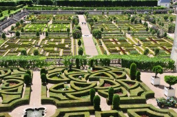 While I was Wandering: Villandry