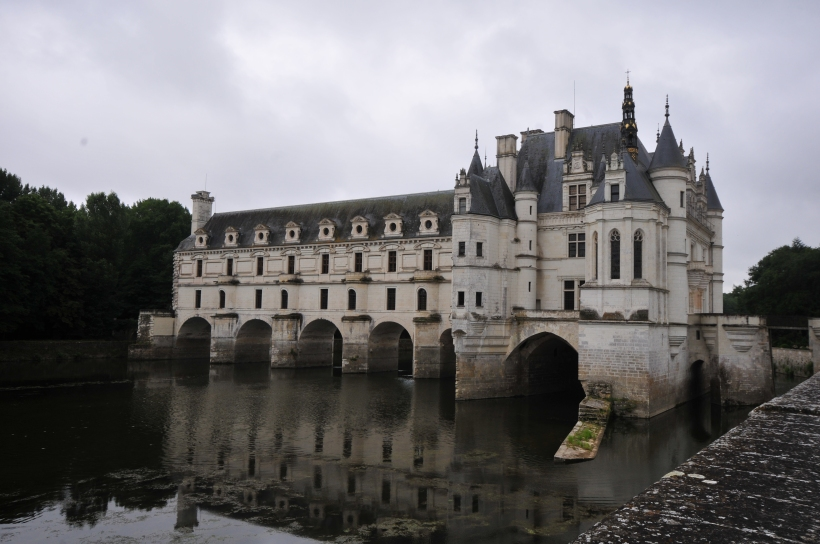 While I was Wandering: Chenonceau