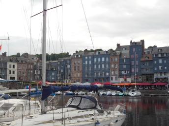 While I was Wandering: Honfleur
