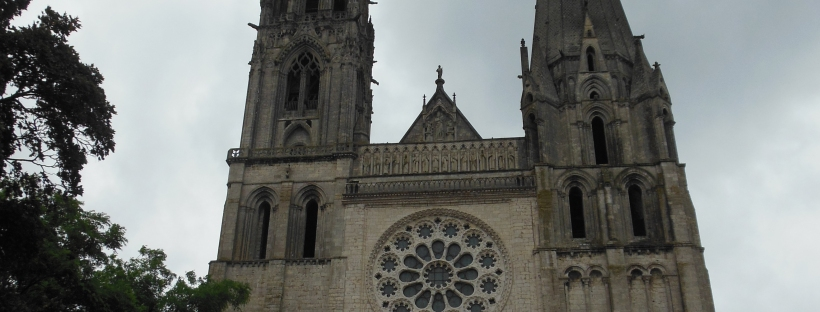 While I was Wandering: Chartres