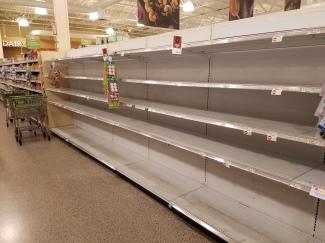 Hurricane Irma Prep - No Water!