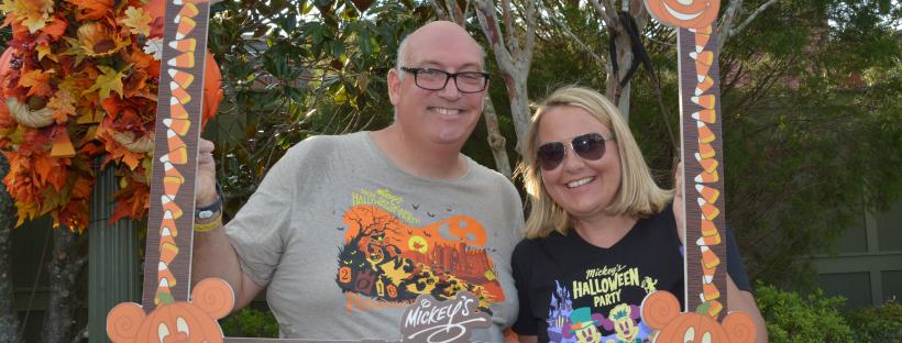 "A""Not-So Scary"" Halloween Weekend at Walt Disney World"
