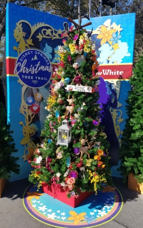 While I was Wandering: A Very Merry Christmas in Disney World