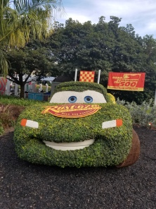 While I was Wandering: Celebrating the EPCOT International Flower & Garden Festival