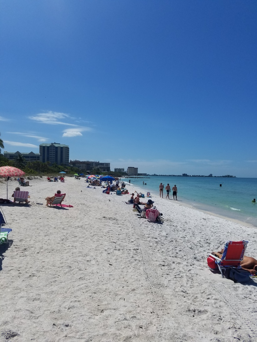 While I was Wandering: Lido Beach