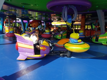 While I was Wandering: Alien Swirling Saucers in Toy Story Land