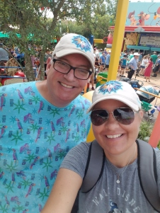 While I was Wandering: Toy Story Land