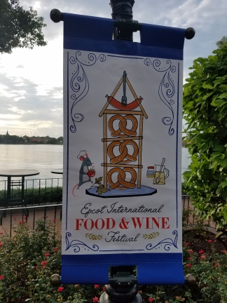 While I was Wandering: Epcot International Food and Wine Festival