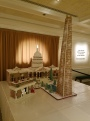 Happy Holidays from Epcot's US Pavilion -- the US Capitol in Gingerbread!