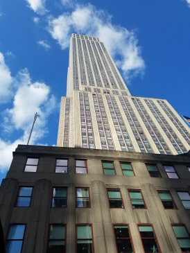 While I was Wandering: Empire State Building