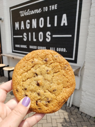 Magnolia Silos Bakery Chocolate Chip Cookie
