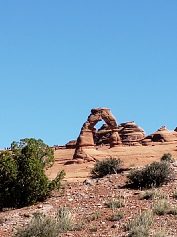 Arches National Park: Delicate Arch