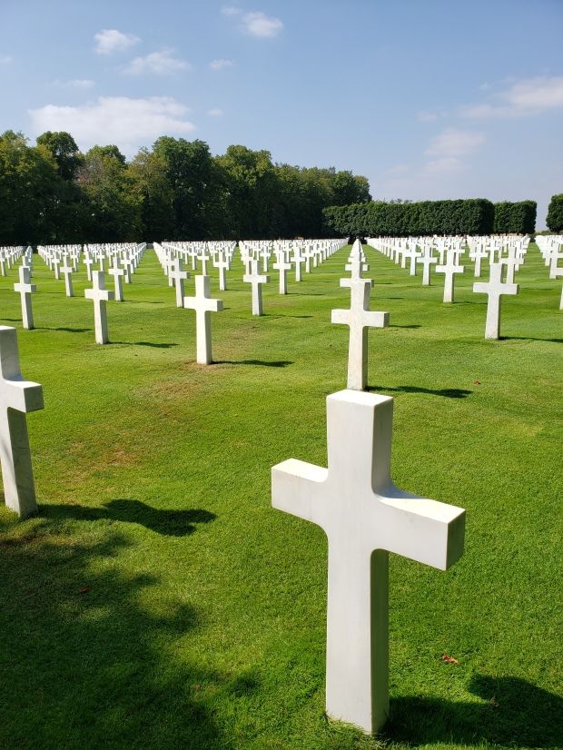 St. Mihiel American Cemetery and Memorial