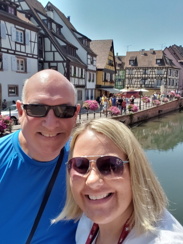 Hello from Colmar!