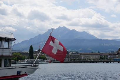 Hello from Lucerne