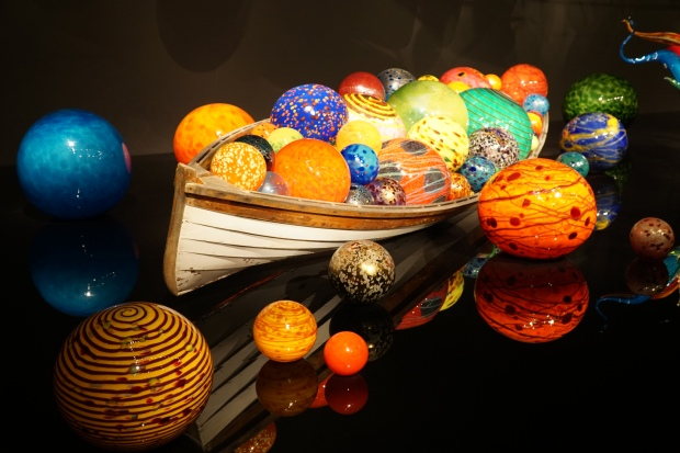 Chihuly Gardens and Gallery